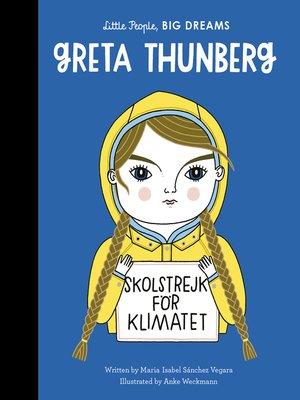 cover image of Greta Thunberg