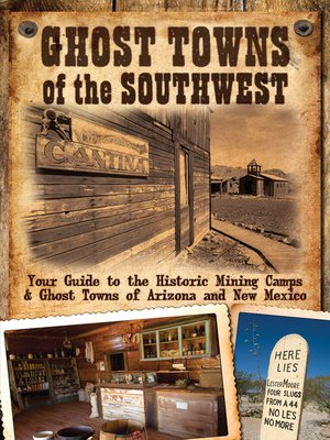 cover image of Ghost Towns of the Southwest