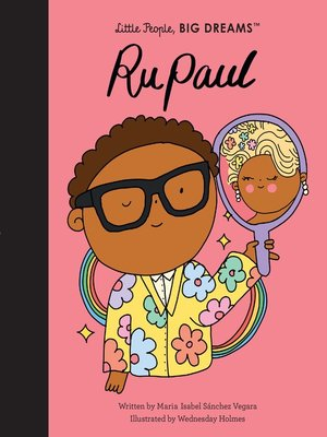 cover image of RuPaul