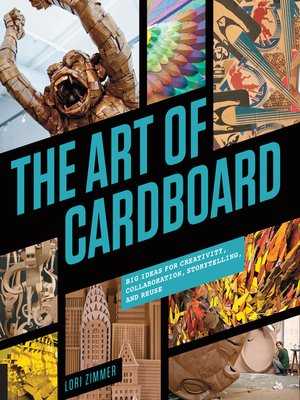 cover image of The Art of Cardboard