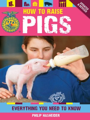 cover image of How to Raise Pigs