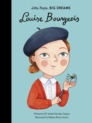 cover image of Louise Bourgeois