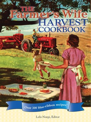 cover image of The Farmer's Wife Harvest Cookbook