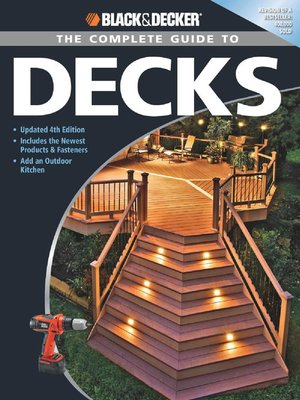 cover image of The Complete Guide to Decks