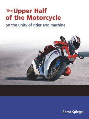 cover image of The Upper Half of the Motorcycle
