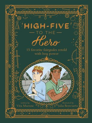 cover image of High-Five to the Hero