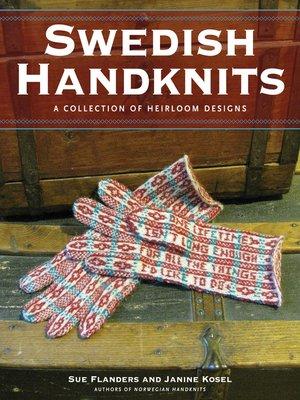 cover image of Swedish Handknits
