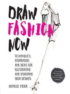 cover image of Draw Fashion Now