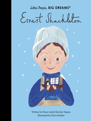 cover image of Ernest Shackleton