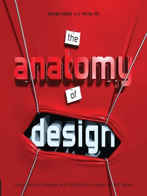 cover image of Anatomy of Design
