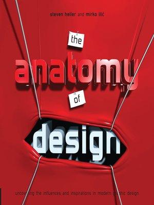 The Anatomy Of Design By Steven Heller Overdrive Rakuten