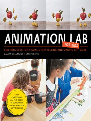 cover image of Animation Lab for Kids