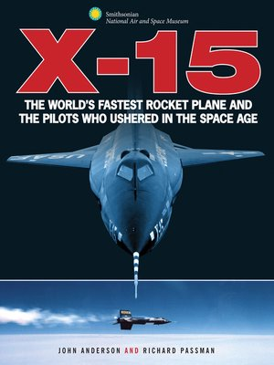 cover image of X-15