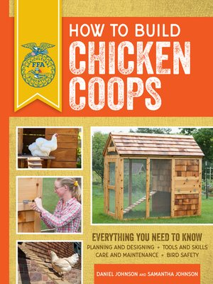 cover image of How to Build Chicken Coops