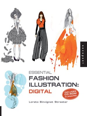 cover image of Essential Fashion Illustration
