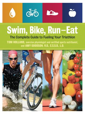 cover image of Swim, Bike, Run - Eat