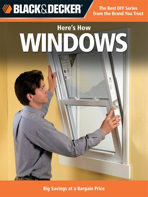 cover image of Black & Decker Here's How...Windows