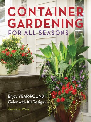 cover image of Container Gardening for All Seasons