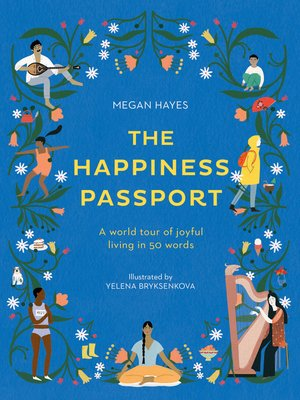 cover image of The Happiness Passport