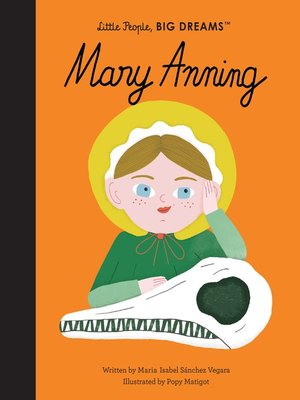 cover image of Mary Anning