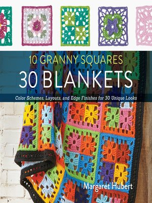 cover image of 10 Granny Squares 30 Blankets