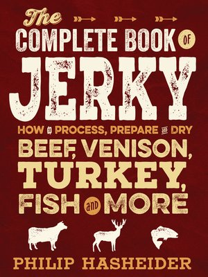 cover image of The Complete Book of Jerky