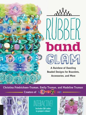 cover image of Rubber Band Glam