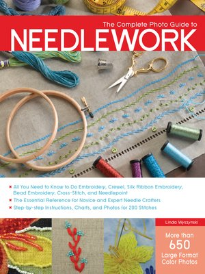 cover image of The Complete Photo Guide to Needlework