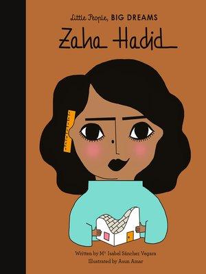 cover image of Zaha Hadid