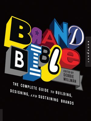 cover image of Brand Bible