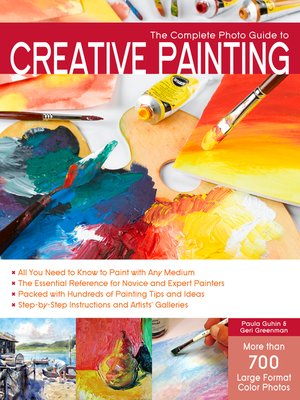 cover image of The Complete Photo Guide to Creative Painting