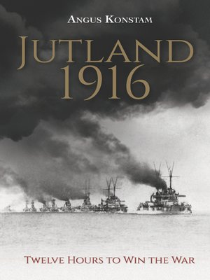 cover image of Jutland 1916