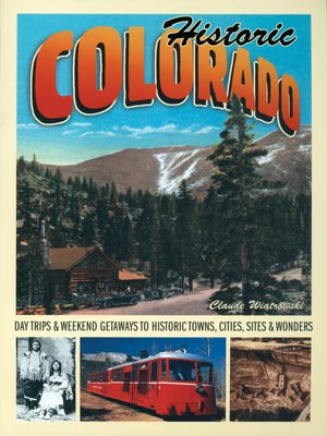 cover image of Historic Colorado