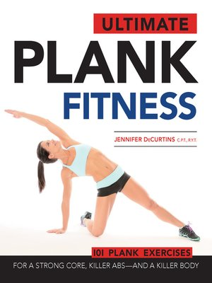 cover image of Ultimate Plank Fitness