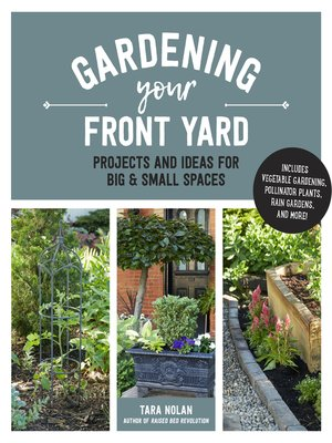 cover image of Gardening Your Front Yard