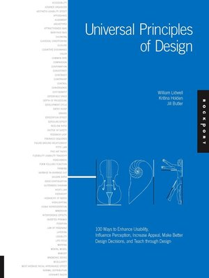cover image of Universal Principles of Design