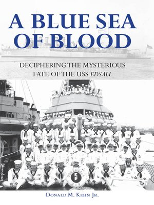 cover image of A Blue Sea of Blood