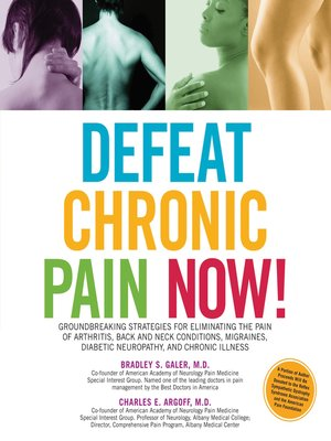 cover image of Defeat Chronic Pain Now!