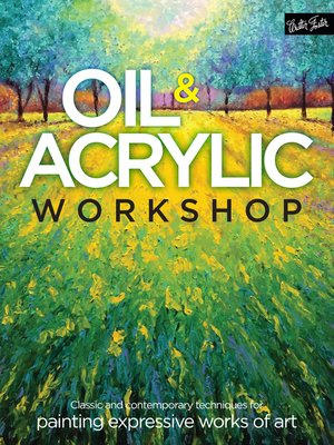cover image of Oil & Acrylic Workshop