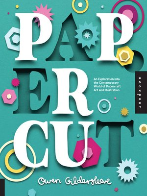 cover image of Paper Cut