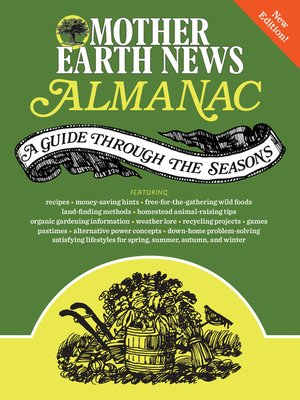 cover image of Mother Earth News Almanac