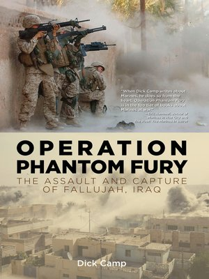cover image of Operation Phantom Fury