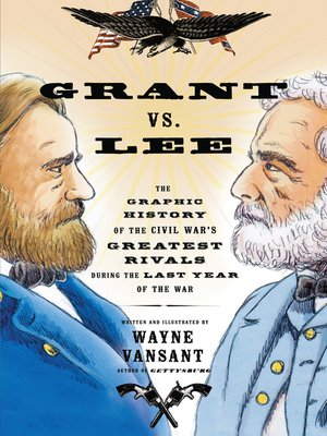 cover image of Grant vs. Lee