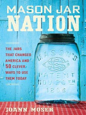 cover image of Mason Jar Nation