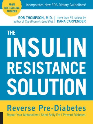 cover image of The Insulin Resistance Solution