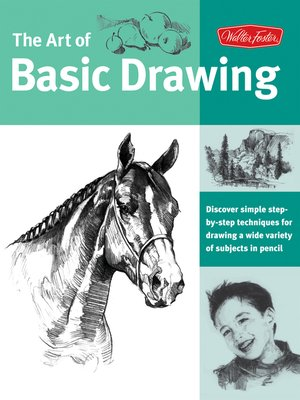 cover image of Art of Basic Drawing