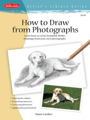 cover image of How to Draw from Photographs