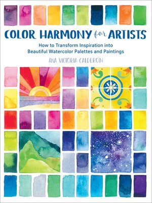 cover image of Color Harmony for Artists