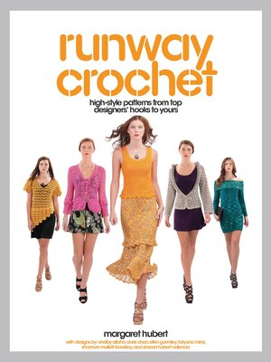cover image of Runway Crochet