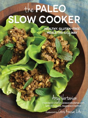 cover image of The Paleo Slow Cooker